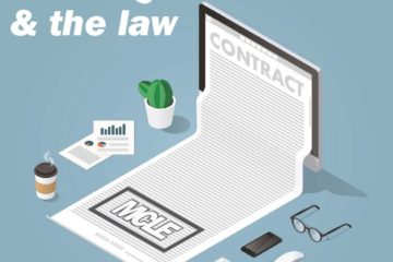 E Signatures and the law