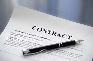 Contract Litigation Article
