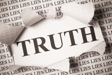 business litigation blog about truth and lies