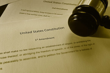 first amendment review; orange county business lawyer